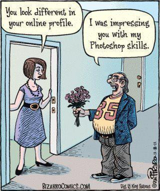 Online dating oasis